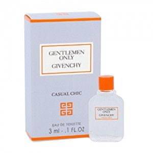 Givenchy Gentlemen Only Casual Chic - miniatura EDT 3 ml