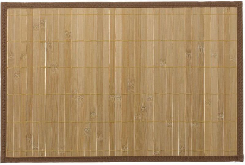 Kela Prostírání CASA bambus 6 ks, přírodní