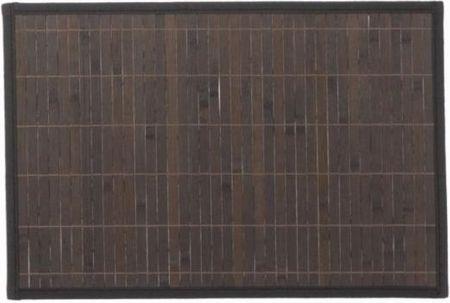Kela Podkładka CASA bambus 6 szt, ciemna