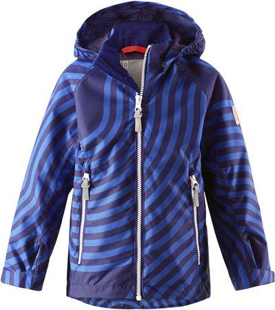 Reima otroška jakna Seili, modra, 140