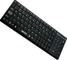 Astrum Bluetooth 3.0 billentyűzet touchpaddal, Fekete