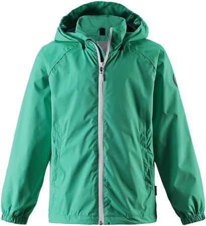Reima otroška jakna Roder, zelena, 152