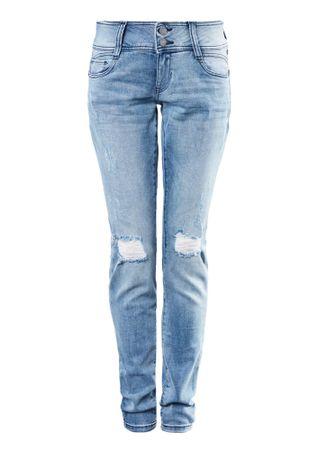 s.Oliver dámské jeansy 40/30 modrá