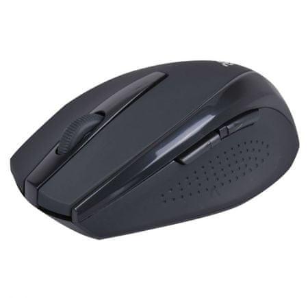 Astrum MT400 5D Bluetooth 3.0 Vezeték nélküli optikai egér, Fekete