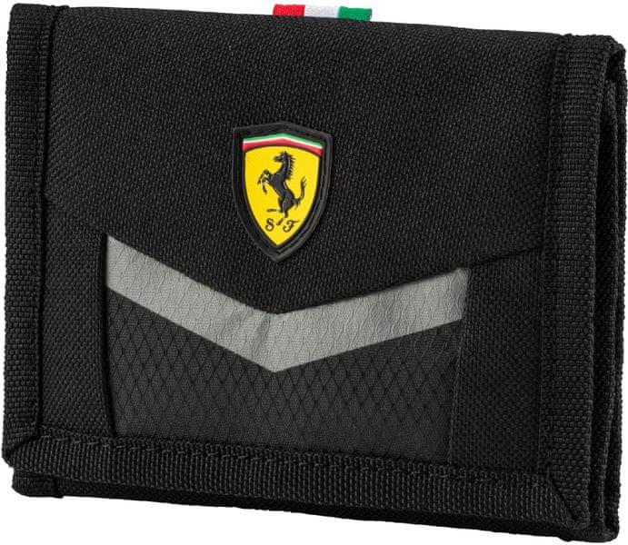 Puma Ferrari Fanwear Wallet Black