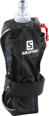 Salomon bidon na rękę Hydro Handset Black/Bright Red