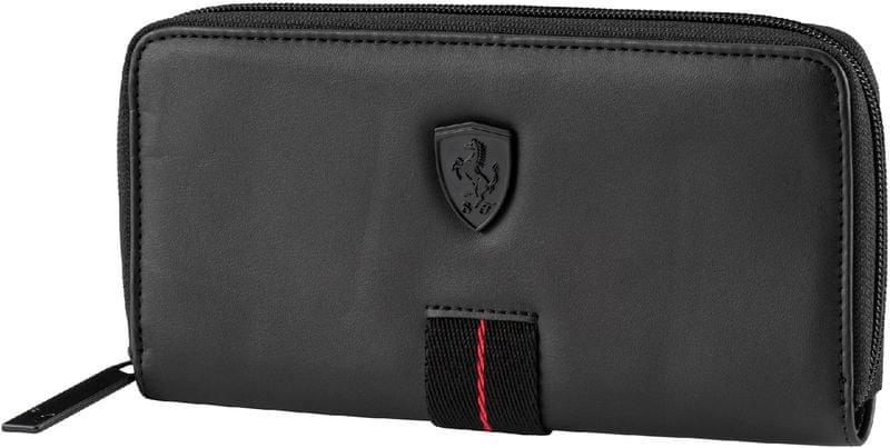 Puma Ferrari LS Wallet F Black