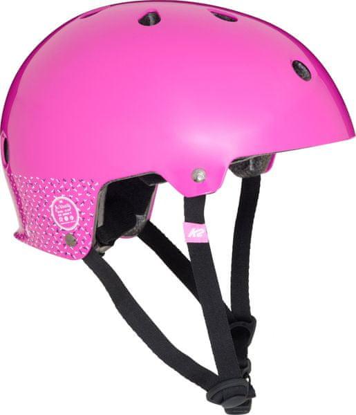 K2 Jr. Varsity Helmet Pink S (48-54 cm)