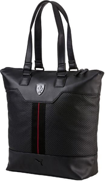 Puma Ferrari LS Shopper Black