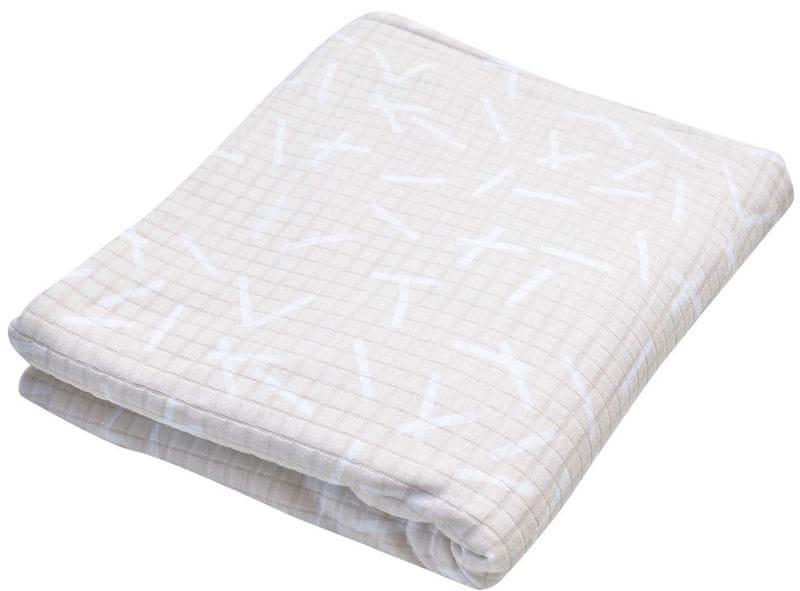 Lodger Cocooner šátek na nošení, Sprinkle Print Ivory