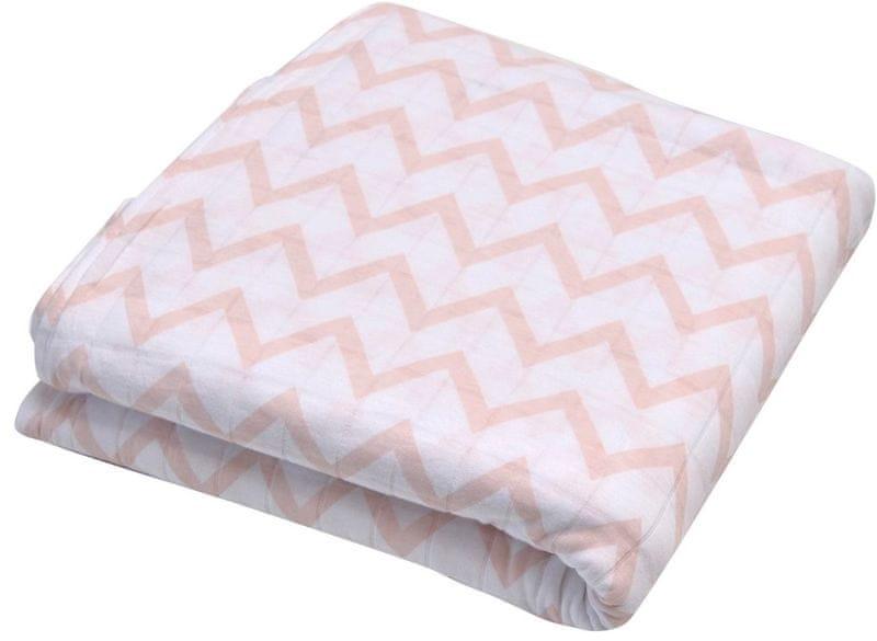 Lodger Cocooner šátek na nošení, Scandinavian Print Nude