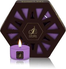 JCandles Čajové svíčky Baby Cotton 7 ks