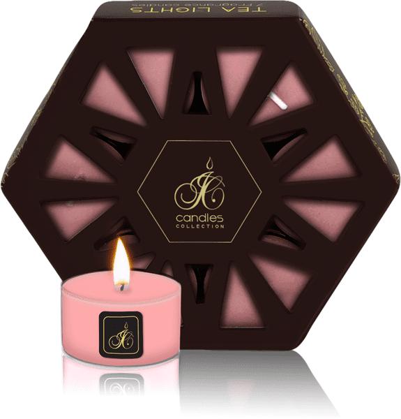 JCandles Čajové svíčky Soft Towel 7 ks