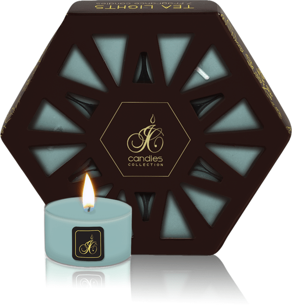JCandles Čajové svíčky Magic Ocean 7 ks