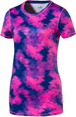 Puma Essential Tee - Graphic Pink-tr
