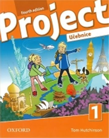 Hutchinson, T.; Hardy-Gould, J.; Trnová,: Project Fourth Edition 1 Učebnice
