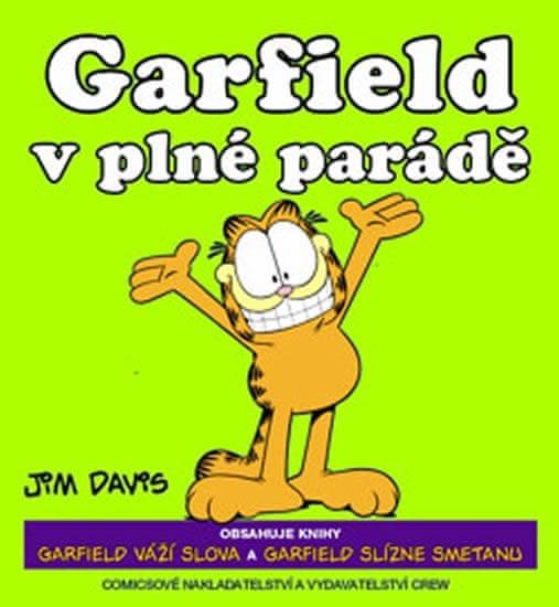 Davis Jim: Garfield v plné parádě (č.3+4)