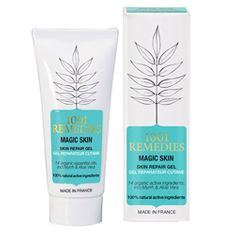 1001 Remedies Pleťový gel s Aloe vera Magic Skin (Skin Repair Gel) 35 ml
