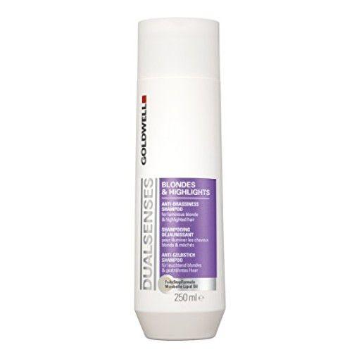 GOLDWELL Šampon pro blond a melírované vlasy Dualsenses Blondes & Highlights (Anti-Brassiness Shampoo) 250 ml
