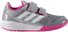 Adidas Altarun Cf K Gyerek futócipő, Szürke/Rózsaszín