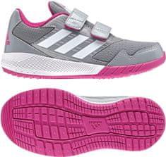 Adidas Buty Altarun Cf K Mid Grey /Ftwr White/Shock Pink
