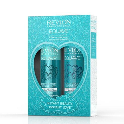Revlon Professional Dárková sada pro hydrataci vlasů Equave Hydro Detangling Kit