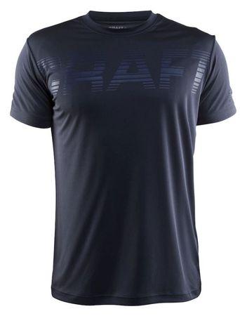 Craft moška majicaPrime Logo Tee, S, modra