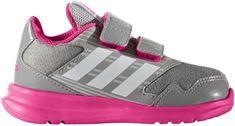 Adidas športni copati Altarun Cf I, sivi/roza