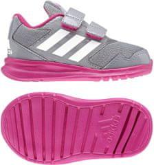 Adidas Buty Altarun Cf I Mid Grey /Ftwr White/Shock Pink