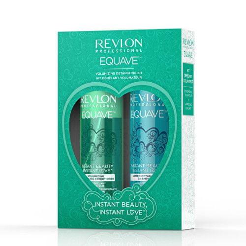 Revlon Professional Dárková sada pro objem vlasů Equave Volumizing Detangling Kit