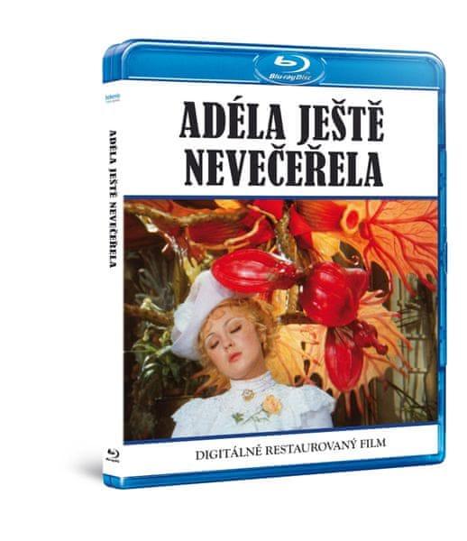 Adéla ještě nevečeřela (DIGITÁLNĚ RESTAUROVANÝ FILM) - Blu-ray