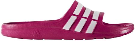 Adidas natikači Duramo Slide K, roza, 32