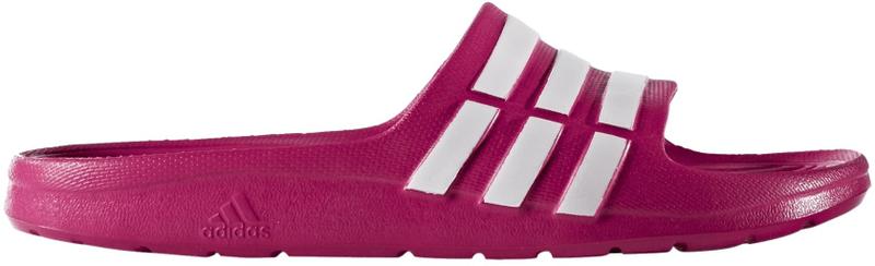 Adidas Duramo Slide K Pink Buzz Running White Ftw Pink Buzz 30