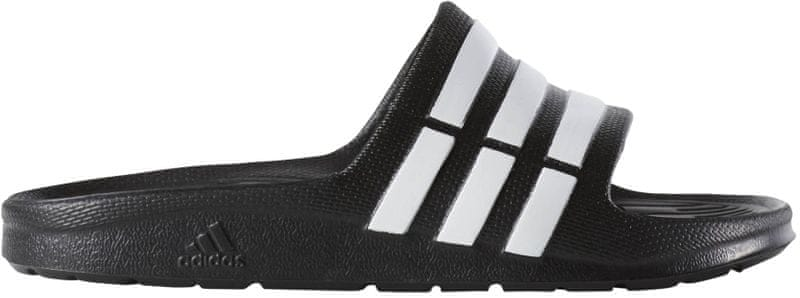 Adidas Duramo Slide K Black 1/Running White Ftw/Black 1 30