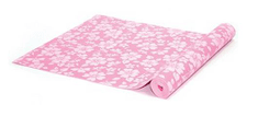 Rucanor Jógamatrac 0,4 cm, Rózsaszín