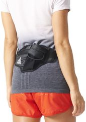Adidas R Bott Waistbag Black/Grey/Matte Silver NS