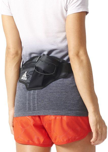 Adidas R Bott Waistbag Black/Grey/Matte Silver NS