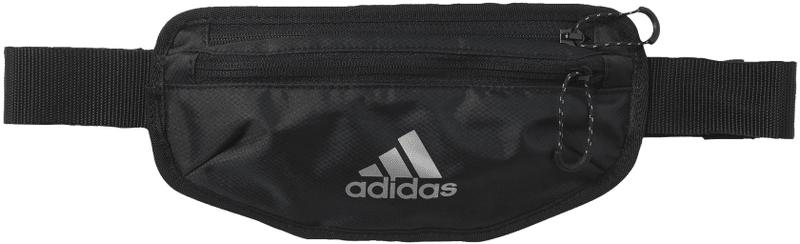 Adidas Run Waistbag Black/Black/Matte Silver NS