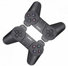 Astrum GP120 Vezetékes Gaming Game pad PC USB duál kit 2db