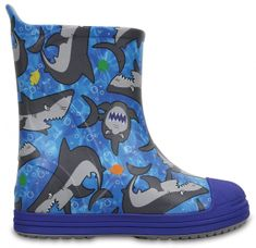 Crocs Bump It Graphic Blue