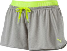 Puma ženske hlače Transition Drapey Shorts, sive