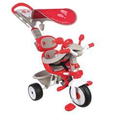 Smoby tricikl Baby Driver Confort, s krovom