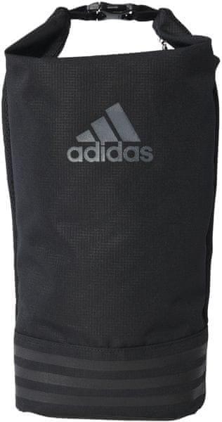 Adidas 3S Per Shoebag Black/Black/Vista Grey NS