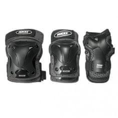 Roces Ventilated Pack JR Junior Black