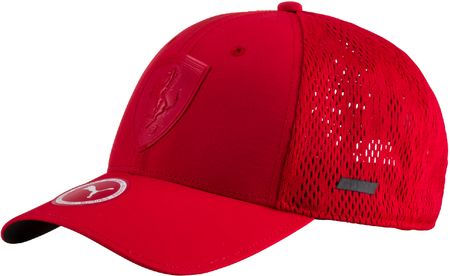 Puma Ferrari LS scorpion cap Rosso Corsa Baseball sapka  4830aaa563