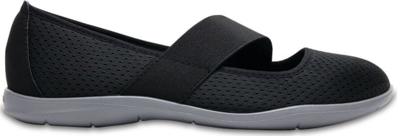Crocs Swiftwater Flat Black W7 37-38