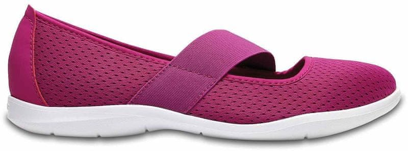 Crocs Swiftwater Flat W Violet/White W9 39-40