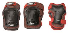 Roces Ventilated Pack JR Junior Red/black