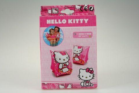Rukávky nafukovací HELLO KITTY