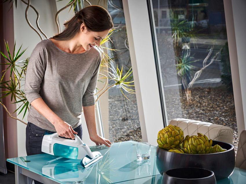 Leifheit Vysavač na okna Window Cleaner + mop na okna 51002